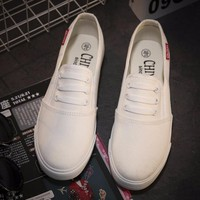 Giày lười Nữ A6814S