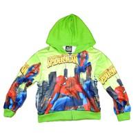 Áo khoác người nhện xanh lá CC018