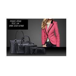 Bộ 5 túi xách cao cấp dành cho phái đẹp TCC 14