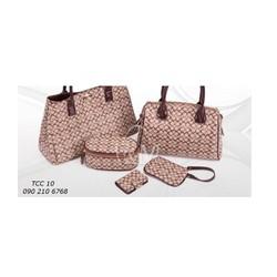 Bộ 5 túi xách cao cấp dành cho phái đẹp TCC 10