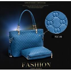 Bộ 2 túi xách cao cấp dành cho phái đẹp TCC 06