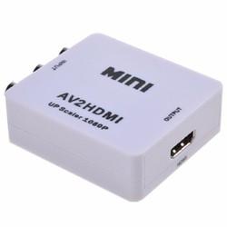 Thiết bị chuyển đổi AV sang HDMI Full HD 1080p