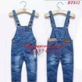 BT832 - Quần yếm jean Zara