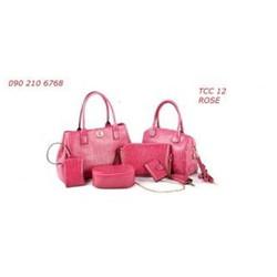 Bộ 7 túi xách cao cấp dành cho phái đẹp TCC 12