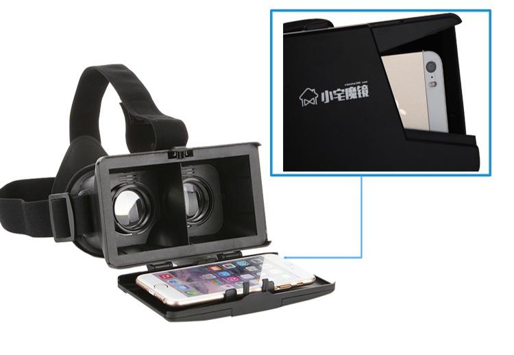 kinh thuc te ao xiaozhai 360 pro 1m4G3 72b944 Vài lưu ý xung quanh loại kính thực tế ảo