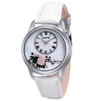 Đồng hồ SKONE họa tiết mùa xuân SN002