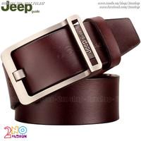 Thắt lưng da bò thời trang JEEPguide - Mã số: TL1533