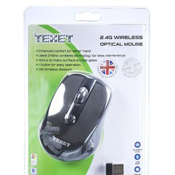 Chuột quang không dây TEXET HH-207