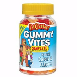 Kẹo Dẻo Bổ Sung Vitamin Cho Bé Gummy Vites Multi-Vitamin và  Mineral