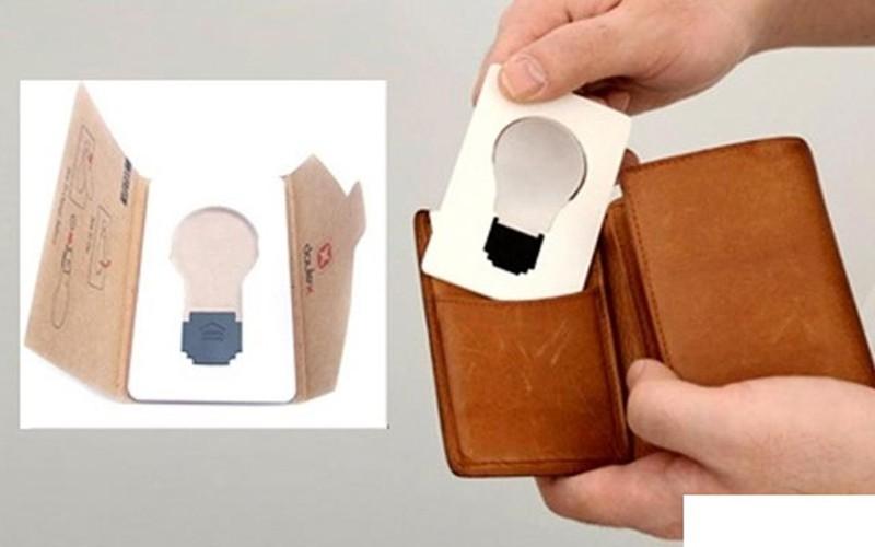 Combo 2 Đèn Pin Led Hình Thẻ ATM 4