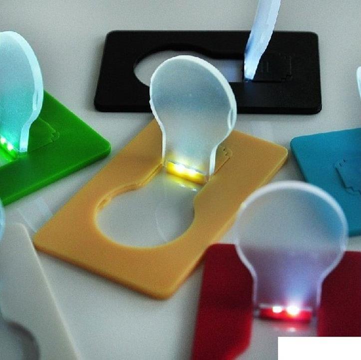 Combo 2 Đèn Pin Led Hình Thẻ ATM 2