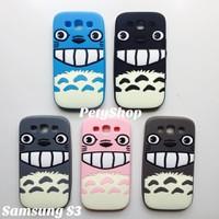 Ốp Totoro cười Samsung S3