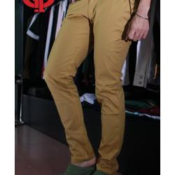 Quần kaki nam màu da bò vải cực đẹp form body ôm dành cho nam