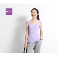 [Laila Fashion] Hàng nhập - 3 màu Áo thun nữ trơn cao cấp AH1514