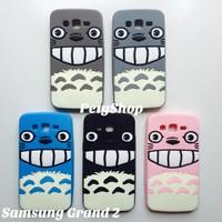 Ốp Totoro cười Samsung Grand 2