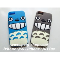 Ốp Totoro cười iPhone 6 Plus
