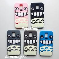 Ốp Totoro cười Samsung S5