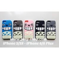 Ốp Totoro cười iPhone 5 5S