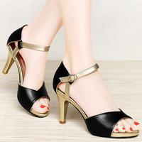HÀNG CAO CẤP CHẤT NGOẠI NHẬP - Giày cao gót nữ CGV1