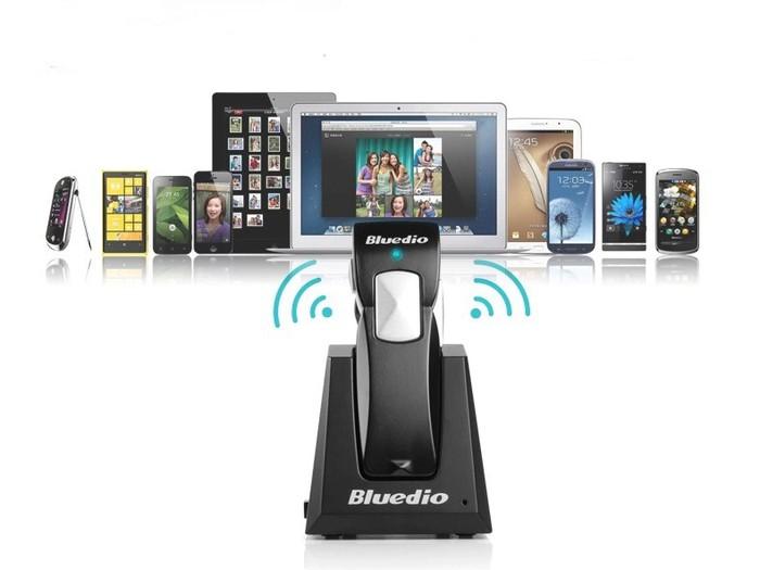 Tai Nghe Bluetooth Bluedio 99B 6