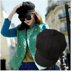 nón mũ nữ thời trang thu đông thiết kế mới nhất năm 2015