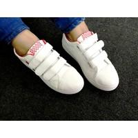 Giày bata trắng học sinh N19