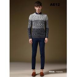 Áo len nam phong cách