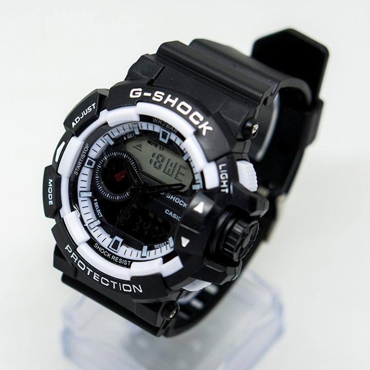 dong ho casio g shock ma so dh15154 1m4G3 c129b0 Đồng hồ G Shock lựa chọn tươi trẻ, độc đáo