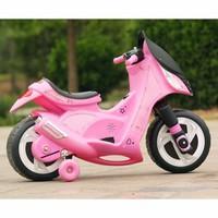 Đồ chơi xe máy điện trẻ em baby LB618