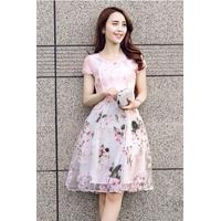 Hàng Nhập - Sét Đầm hoa + áo khoác