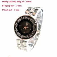 Đồng hồ Versace bạc