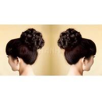 Bộ Búi tóc xoăn thời trang Hàn Quốc