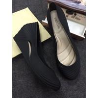 Giày búp bê nhựa mũi tròn BB36