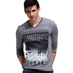 áo thun nam body