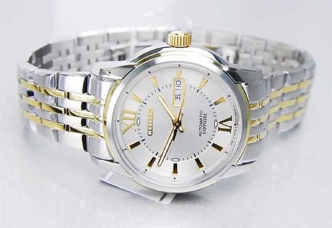 dong ho citizen nh 8338 54a 1m4G3 7ab2c9 Một số nguyên nhân nên sử dụng đồng hồ Citizen Eco Drive