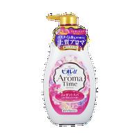 Sữa tắm Nhật Aroma Time hồng hương hoa spa thư giãn