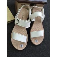 Giày sandals quai ngang mặt cười SDQN41