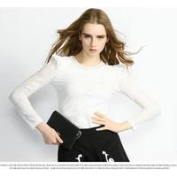 Áo dài tay thời trang cao cấp nhập khẩu XY848