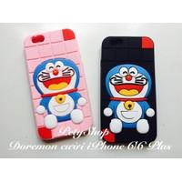 Ốp Doremon cười iPhone 6 Plus