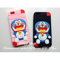 Ốp lưng Doremon cười iPhone 6