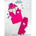 Set thu đông 3 món thêu Hello Kitty