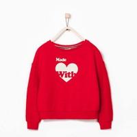 Áo Made with love hãng Zara - hàng nhập Tây Ban Nha