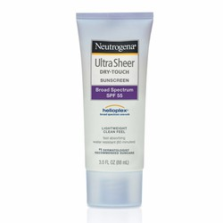 Kem chống nắng SPF 55 Neutrogena Ultra Sheer Dry Touch