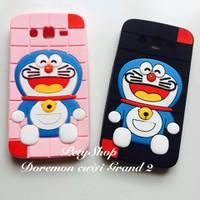 Ốp lưng Doremon cười Samsung Grand 2