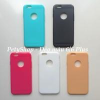 Ốp lưng dẻo màu iPhone 6