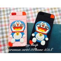 Ốp Doremon cười iPhone 5 5S