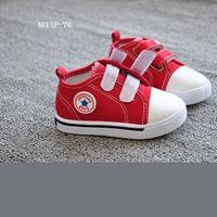 Giày thể thao bé gái 1-4 tuổi T6 Đỏ
