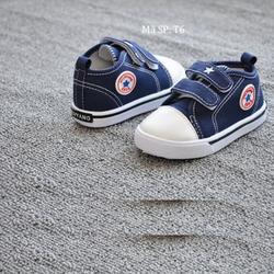 Giày thể thao bé trai 1-4 tuổi T6 xanh navy
