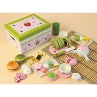 Đồ chơi gỗ Tiệc trà xanh Nhật Bản Mother Garden