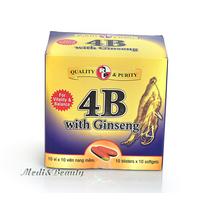 Vitamin 4B-Extra Nhân sâm và Linh chi